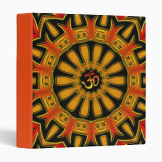 Aum wheel vinyl binders