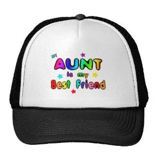 Aunt Best Friend Mesh Hat