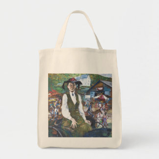 Aunt Betsy Grocery Tote Bag