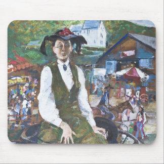 Aunt Betsy Stanislav Stanek Mouse Pad