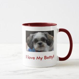Aunt Betty Mug