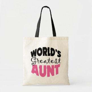 Aunt Gift Tote Bag