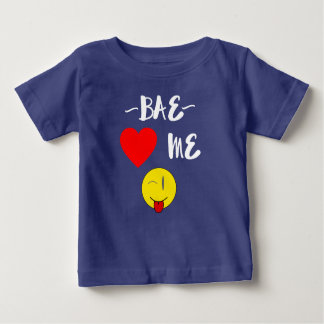 Aunt Loves Me - BAE Aunt Baby Gift Baby T-Shirt