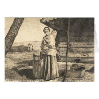 Aunt Mary Card