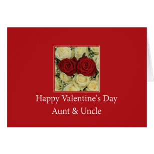 Happy Valentines Day Aunt Uncle Gifts On Zazzle Ca