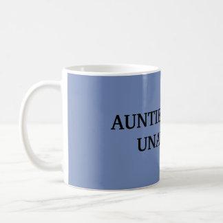 AUNTIE MAXINE UNAFRAID Coffee Mug