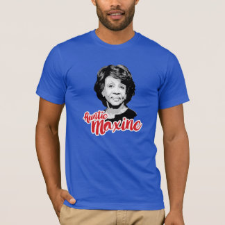 Auntie Maxine - White outline - T-Shirt