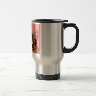 Auntie Poem - Boxer Dog Travel Mug