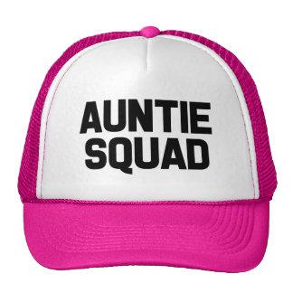 Auntie Squad funny women's hat