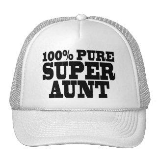 Aunties Birthday Parties 100 Pure Super Aunt Hat
