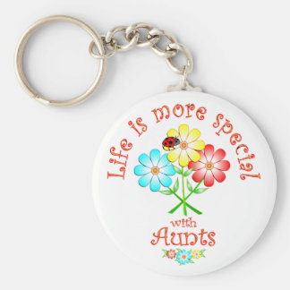 Aunts are Special Keychain