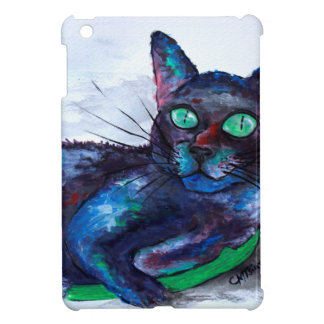 Aunt's Beautiful Companion, Ms. Biscuit iPad Mini Covers