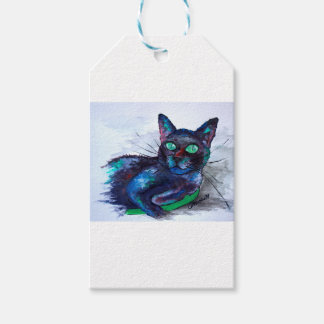 Aunt's Beautiful Companion, Ms. Biscuit Pack Of Gift Tags