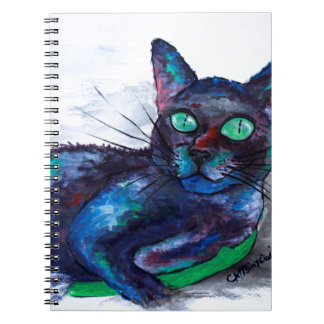 Aunt's Beautiful Companion, Ms. Biscuit Spiral Note Book