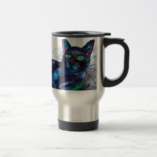 Aunt's Beautiful Companion, Ms. Biscuit Travel Mug