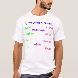 Aunt's bunch T-Shirt