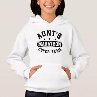 Aunt's Marathon Cheer Team