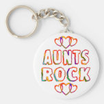 Aunts Rock Keychains