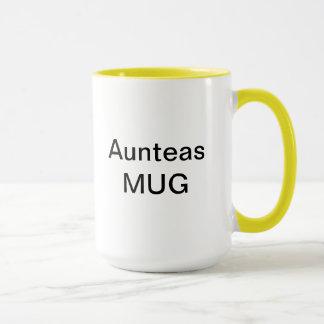 AUNTYS MUG