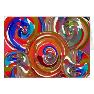 Aura Cleaning Circles - Reiki Meditation Mandala 7 Card