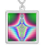 Aura Colour Pendant Necklace