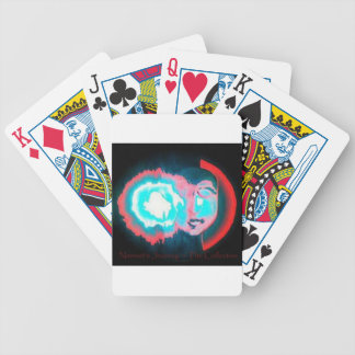 AURA OF A MAYAN BICYCLE PLAYING CARDS
