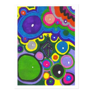 aura postcard