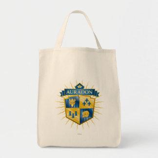 Auradon Crest Tote Bag