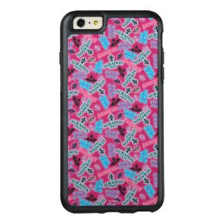 Auradon Prep Pattern OtterBox iPhone 6/6s Plus Case