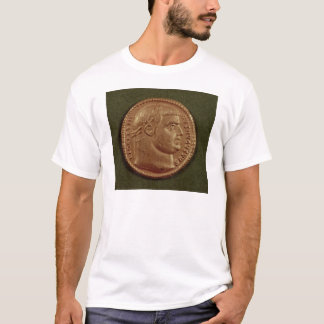 Aureus  of Diocletian  wearing a laurel wreath T-Shirt