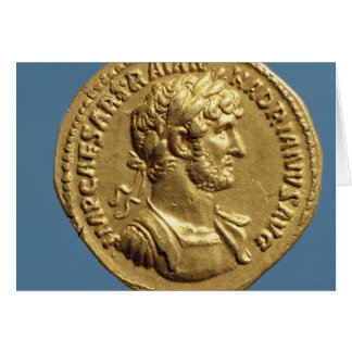 Aureus  of Hadrian Card