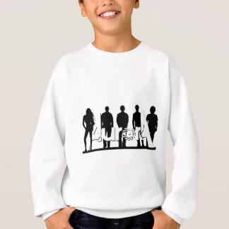 Aurora 2017 NEW_Background3 Sweatshirt