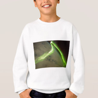 Aurora Australis from International Space Station Sweatshirt