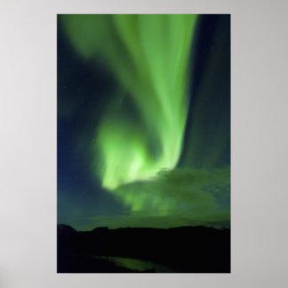 Aurora Borealis - Þingvellir #7 Poster