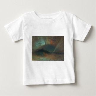 Aurora Borealis by Frederic Edwin Church 1865 Baby T-Shirt