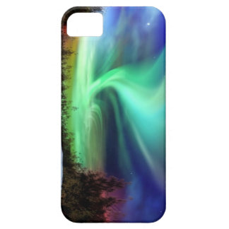 AURORA BOREALIS CELL CASE COVER