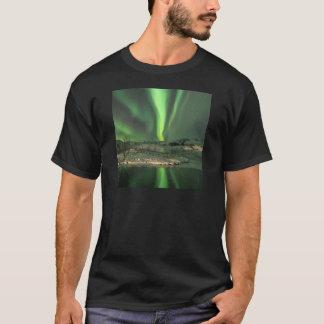 Aurora Borealis Iceland T-Shirt
