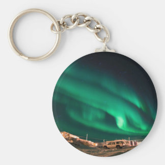 Aurora Borealis Keychain