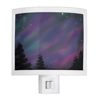 Aurora Borealis Night Light