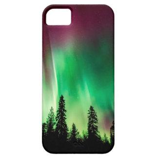Aurora borealis northern lights iPhone 5 case
