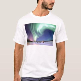 Aurora Borealis, or Northern Lights, Alaska T-Shirt