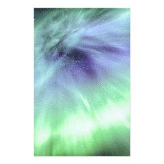 Aurora Borealis Stationery