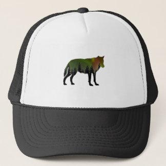 Aurora Borealis Trucker Hat