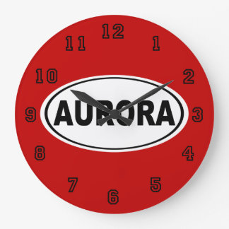 Aurora Colorado Clocks