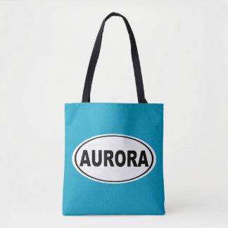 Aurora Colorado Tote Bag