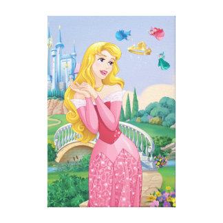 Aurora | Fairy Godmothers Canvas Print