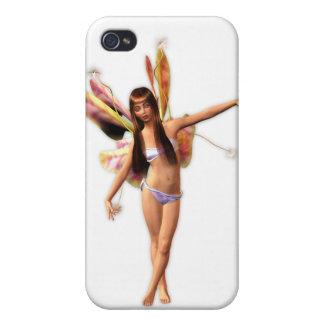 Aurora Fairy iPhone 4/4S Case
