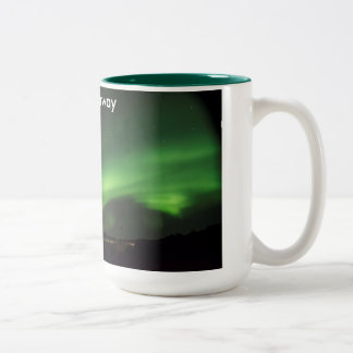 aurora fall 16 Two-Tone coffee mug