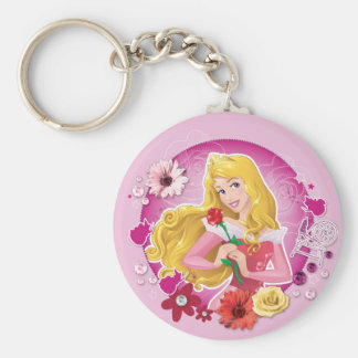 Aurora - Graceful Princess Keychain
