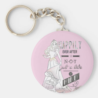 Aurora - Happily Ever After Keychain